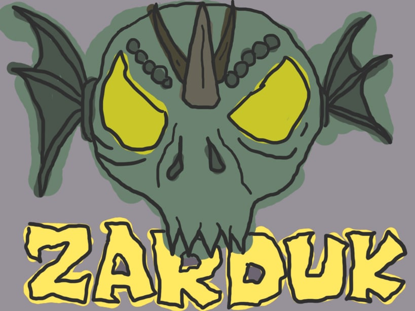 The Great Zarduk the Zurlorkian!